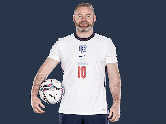 Wayne Rooney to play for England at Soccer Aid