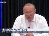 Andrew Neil on GB News on June 15, 2021
