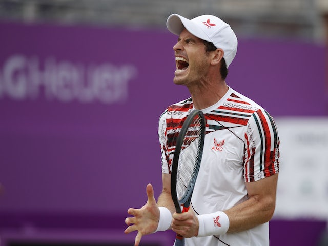 Andy Murray selected in GB tennis team for Tokyo Olympics