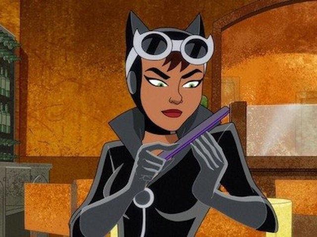 Batman-Catwoman oral sex scene cut from Harley Quinn