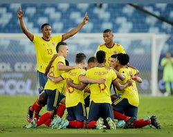 How Colombia could line up against Brazil