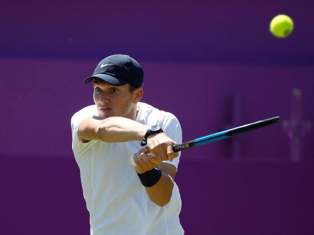 Britain's Jack Draper secures first ATP singles win over Jannik Sinner