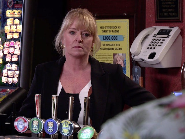 Jenny on the second episode of Coronation Street on June 28, 2021