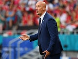 Hungary manager Marco Rossi on June 15, 2021