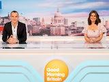 Martin Lewis and Susanna Reid co-hosting Good Morning Britain