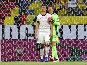 Euro 2020 roundup: Germany face huge clash with Portugal