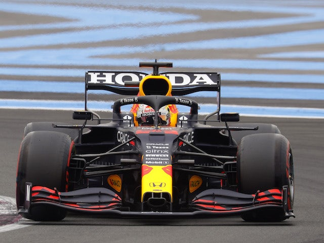 Max Verstappen completes practice double for the Styrian Grand Prix