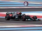 Valtteri Bottas takes top spot in opening French GP practice