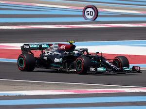 Hamilton slams Bottas chassis swap 'myth'
