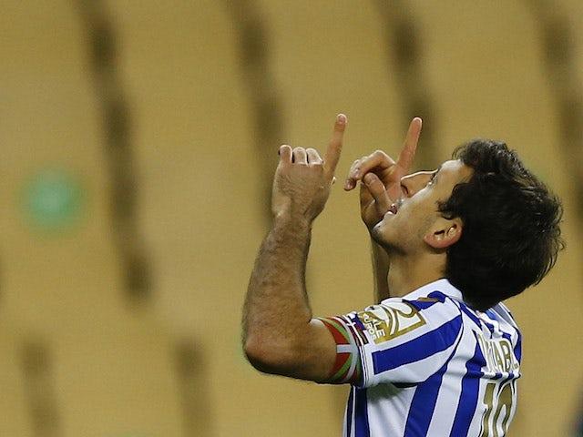 Man City 'make Mikel Oyarzabal a top target'