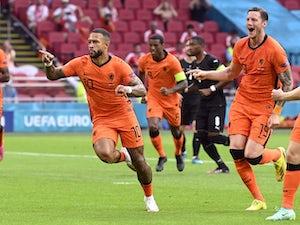 Frank De Boer hopes Barca move can inspire Memphis Depay at Euro 2020