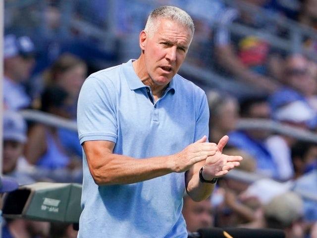 Sporting Kansas City head coach Peter Vermes on June 12, 2021