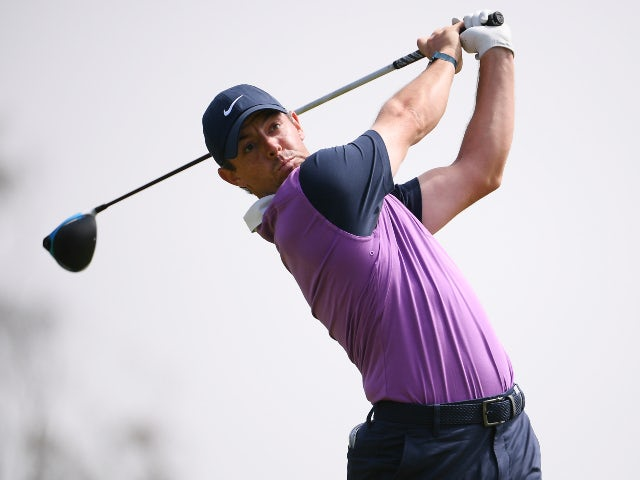 Rory McIlroy in contention to end drought at US Open