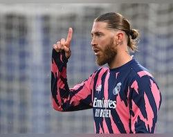 Ramos 'prefers Man United move over Man City'
