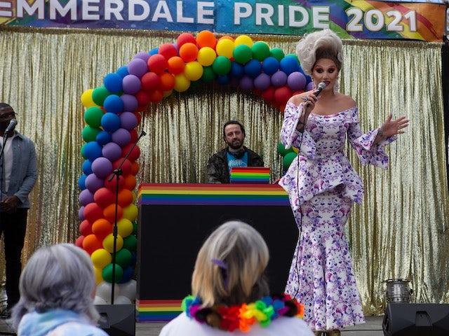 The Vivienne on Emmerdale on June 30, 2021