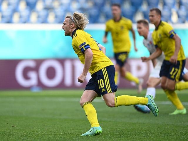How Sweden could line up against Ukraine