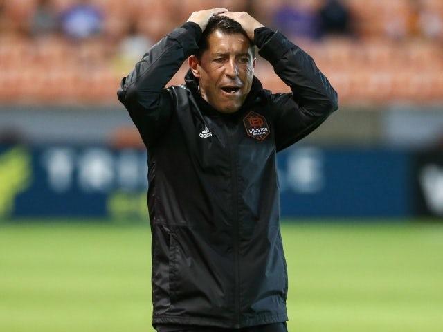 Houston Dynamo head coach Tab Ramos May 23, 2021