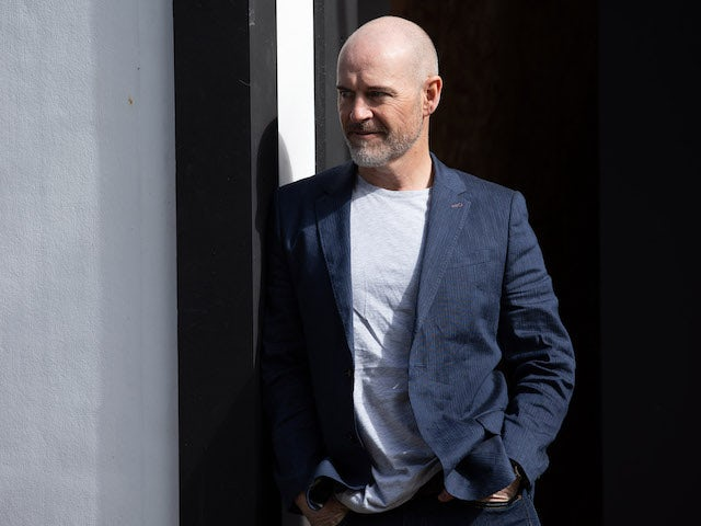 Fergus on Hollyoaks on June 30, 2021