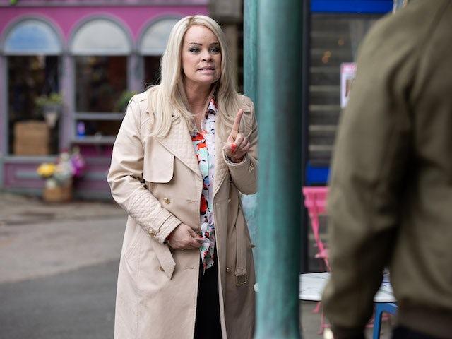 Grace on Hollyoaks on July 1, 2021