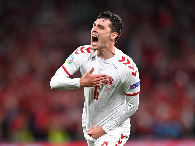 Five of the best goals from this summer's Euro 2020 tournament