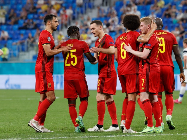 How Belgium could line up against Portugal