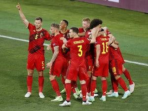 Preview: Belgium vs. Italy - prediction, team news, lineups