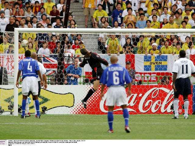 On This Day: David Seaman error proves costly at World Cup
