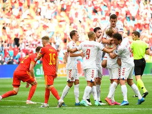 Wales 0-4 Denmark: Dominant Danes send Dragons packing in last-16