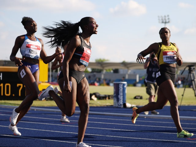 Dina Asher-Smith leads GB athletics team for Tokyo Olympics