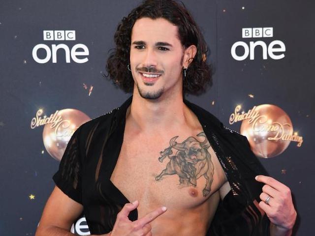 Graziano Di Prima 'picked to dance in Strictly's male couple'
