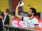 Manchester City's Ilkay Gundogan misses Germany training through injury