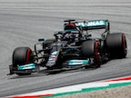 Result: Lewis Hamilton tops final practice for Styrian Grand Prix