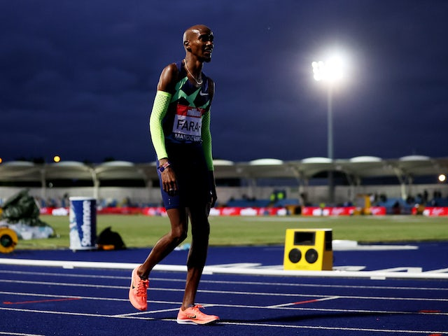 On this day in 2011: Mo Farah wins 5,000m gold at World Championships in Daegu