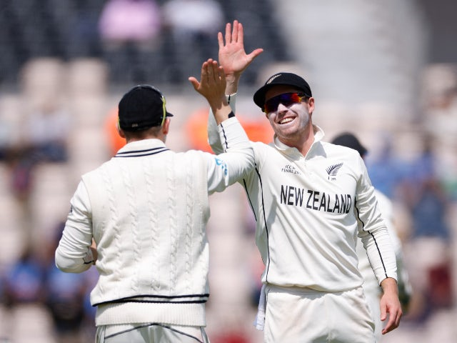 New Zealand closing in on World Test Championship victory
