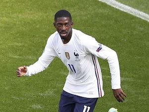 How does Ousmane Dembele compare to Mohamed Salah, Sadio Mane?