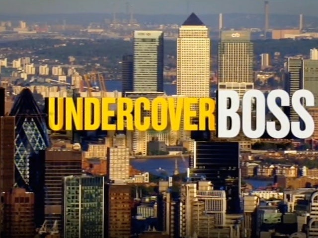 ITV 'to revive Undercover Boss in UK'