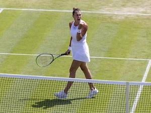 Aryna Sabalenka refusing to get carried away at Wimbledon