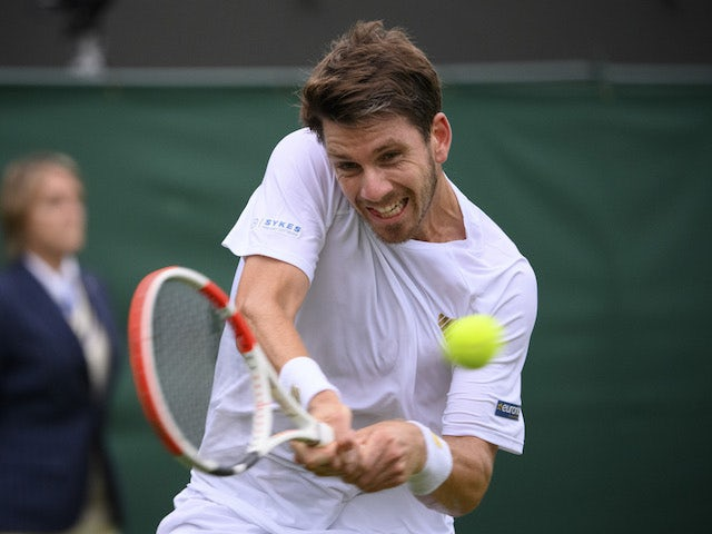 Result: Cameron Norrie secures comfortable victory over Alex Bolt