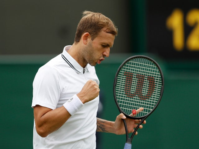 How did Britain's players fare on day two of Wimbledon?