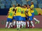 Preview: Brazil vs. Peru - prediction, team news, lineups