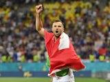 Switzerland forward Haris Seferovic pictured on June 28, 2021