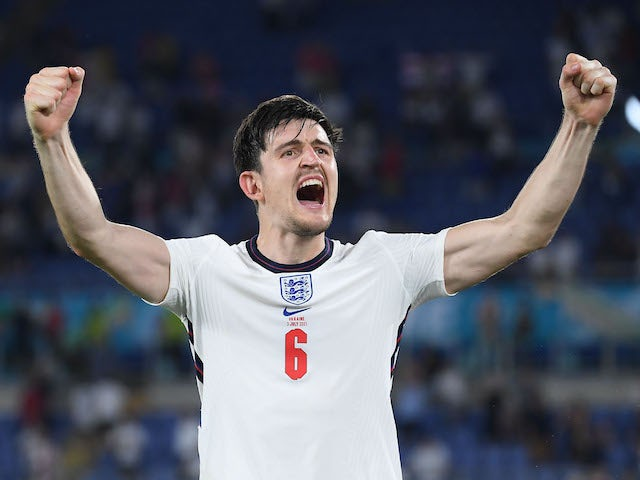 Harry Maguire: Cristiano Ronaldo is the greatest player to play the game