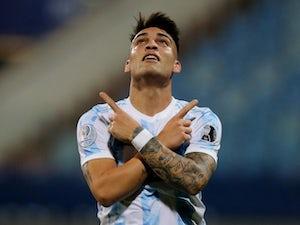 Lautaro Martinez 'not interested in Arsenal move'