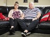 Linda and Pete McGarry on Gogglebox