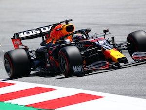 Max Verstappen quickest in final Austrian GP practice
