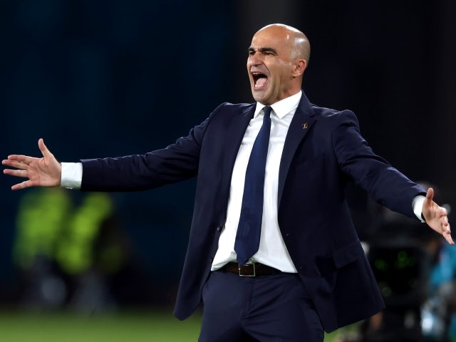 Roberto Martinez to remain with Belgium despite Euro 2020 disappointment