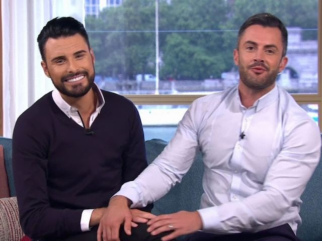 Rylan Clark-Neal 'splits from husband after eight years'