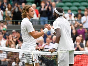 """Frances Tiafoe """"out here trying to eat"""" at Wimbledon"""