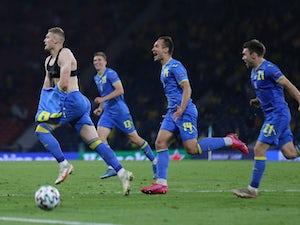 Sweden 1-2 Ukraine: Extra-time winner sees Ukraine set up England tie