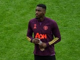 Manchester United's Axel Tuanzebe pictured in May 2021